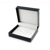 Binmer(TM)Present Cufflinks Lavalier Set Gift Box Souvenir Wedding Jewellery Gift Box Gift Wrap Boxes