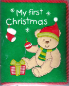 BABY ESSENTIALS BABY'S FIRST CHRISTMAN PHOTO ALBUM