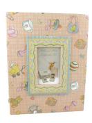 Baby Ribboned Photo Keepsake Set - Pink
