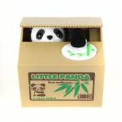 WayIn® Robotic Stealing Money Panda Coin Bank of Great Kids Gift