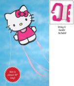 Flying Hello Kitty Kite