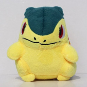 11cm 1pcs/set Pokemon Typhlosion Plush Plush Soft Plush Eevee Plush Toy Stuffed Figure Soft Stuffed Animal Plush Doll Toy