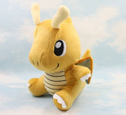 23cm 1pcs/set Pokemon Dragonite Soft Plush Eevee Plush Toy Stuffed Figure Soft Stuffed Animal Plush Doll Toy