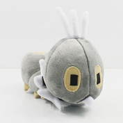 12cm 1pcs/set Pokemon Scatterbug Plush Toy Stuffed Figure Soft Stuffed Animal Plush Doll Toy
