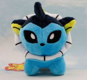 Vaporeon Pokemon 15cm Anime Animal Stuffed Plush Plushies Doll Toys