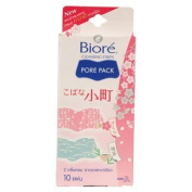 New Biore Cleansing Strips Pore Pack Japanese Fragrance