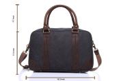 Betus Men's Handbag Casual Canvas Travel Duffle Bags