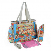Zacoro Mom Tote Bag Baby Nappy Bag Mom Messenger Bag