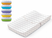 Summer Infant Ultra Plush Change Pad with Nursery Fresheners, Chevron