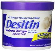 Desitin Maximum Strength Original Paste - 470ml Jar Size