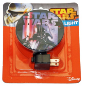 Star Wars Darth Vader Night Light Wall Lamp