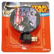Star Wars Darth Vader Night Light Wall Lamp