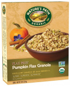 Nature's Path Organic - Granola Flax Plus Pumpkin - 340ml
