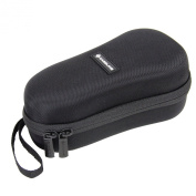 Caseling Hard Case for Panasonic ES8103S Arc3 Electric Shaver - Mesh Pocket for the Plug.