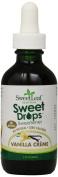Sweet Drops Liquid Stevia, Vanilla Creme, 60ml
