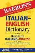 Barron's Italian-English Dictionary