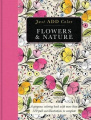 Flowers & Nature  : Gorgeous Coloring Books with More Than 120 Pull-Out Illustrations to Complete
