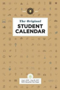 The Original Student Calendar 2016-2017