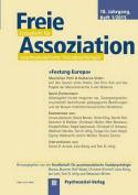 Freie Assoziation - Zeitschrift Fur Psychoanalytische Sozialpsychologie 1/2015 [GER]