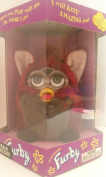 Furby Red Wolf Generation 7 - Red Body with Brown Belly