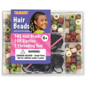 The Beadery Camo Hair Bead Box