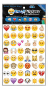 Yonger Emoji Stickers Smile Face for iPhone Decor Decal 19 Sheets/pack- 912 Stickers