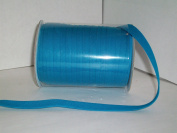 Turquoise Double Fold Bias Tape 50 Yds. 1.3cm