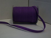 Purple Double Fold Bias Tape 50 Yds. 1.3cm