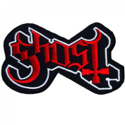 Ghost Opus heavy metal punk rock band Iron On Patches # WITH FREE GIFT