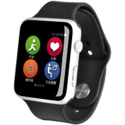 A9 Heart Rate Monitor Bluetooth Smart Watch Wristwatch Smartwatch Phone for iphone Android Smart Mobile Phone