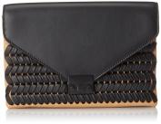 LOEFFLER RANDALL Lock Clutch Cross-Body Bag