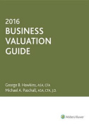 Business Valuation Guide-2016