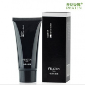 PILATEN blackhead remover, Acne treatment, Tearing style Deep Cleansing purifying peel off the Black head,black mud face Facial mask 60g