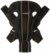 BABYBJORN Baby Carrier, Mesh/Black/Silver