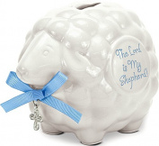 Brownlow Kitchen Lamb Bank with Scripture, Baby Boy