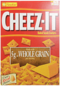 Cheez-It Baked Snack Crackers - Whole Grain - 370ml