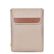 Spritech(TM) Waterproof Shakeproof Neoprene Liner Bag for Most 38cm Laptop Tablet Notebook Ipad Khaki