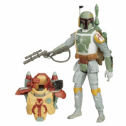 Star Wars The Empire Strikes Back 9.5cm Figure Desert Mission Armour Boba Fett