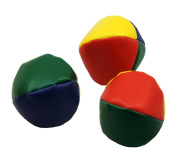 Professional 3 Piece Juggling Balls Set w/ Instructions