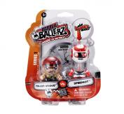 Yomega Battle Ballerz Major Bravo Verses Speed Bot Game