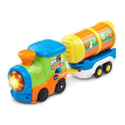 VTech Go! Go! Smart Wheels - Motorised Train with Oil Tank