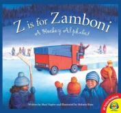 Z Is for Zamboni
