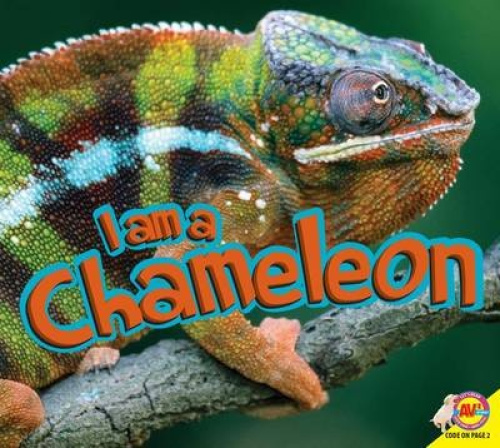 I Am a Chameleon (I Am) by Aaron Carr