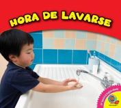Hora de Lavarse