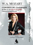 Concerto No. 2 in D Major for Flute, K. 314