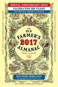 The Old Farmer's Almanac 2017, Trade Edition