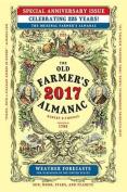 The Old Farmer's Almanac 2017, Trade Edition