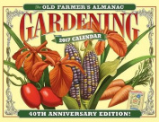 The Old Farmer's Almanac 2017 Gardening Calendar