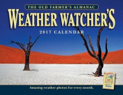 The Old Farmer's Almanac 2017 Weather Watcher's Calendar