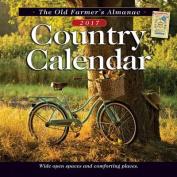The Old Farmer's Almanac 2017 Country Calendar